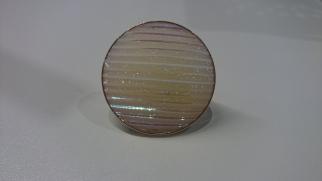 Ring met grote ronde 30mm Aanpasbaar €18,00 per ring